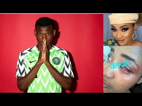 Babbar magana dan kwallon Nigeria Shehu Abdullahi ya lakadawa matarsa duka