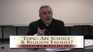 The Big Bang and Genesis: Are Science and Religion Enemies?