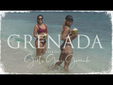 Girls Gone Grenada! Our Experience in the Spice Island VLOG