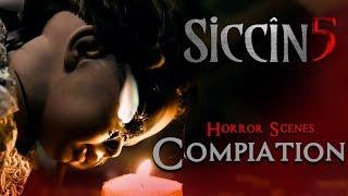 SİCCİN 5 - Movie | Best Horror Scene Compilation Part 3 |  Merve Ates | Selim Aydin | Ece Baykal