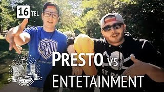 Presto vs.  EnteTainment HR  | VBT 2015 16tel-Finale