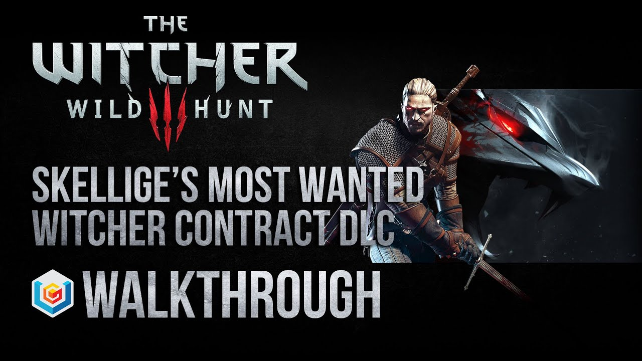 The Witcher 3 Wild Hunt Skellige's Most Wanted Witcher