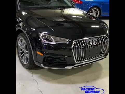 21d1ef7720a6d4 2018 Audi Allroad to S4 engine conversion part 1. Pacific German Pacific  German