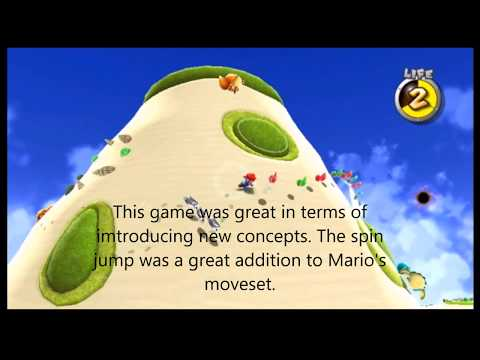 Top 5 3D Mario Games - HD Gameplay