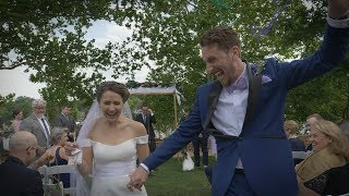 Annah & Phil's Riverside Sunset Wedding 🏞🌅