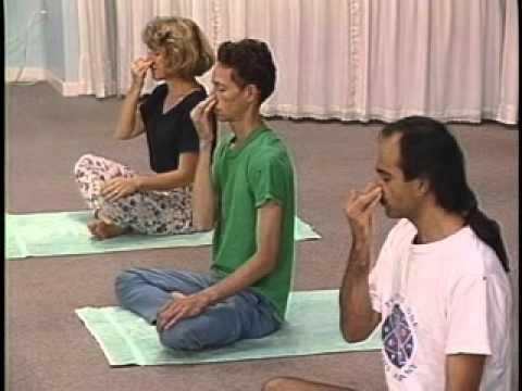 Integral Yoga Pranayama (Breathing Practices) Intermediate with Swami Asokananda