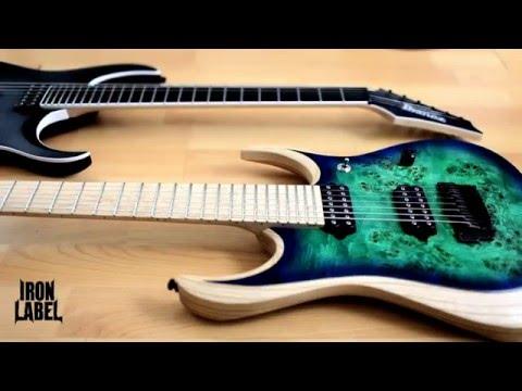 Polyphia and Ibanez | Mozart Sonata K 545 (Playthrough)