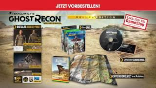 Exklusiv bei GameStop: Tom Clancy's Ghost Recon Wildlands - Deluxe Edition