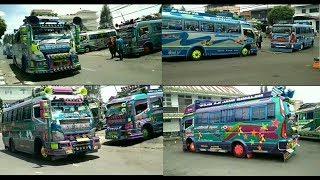 Keren Bus Kabanjahe Di Terminal SUTRA MURNI ARONTA SINABUNG SIMAS SELAMAT JALAN ALMASAR
