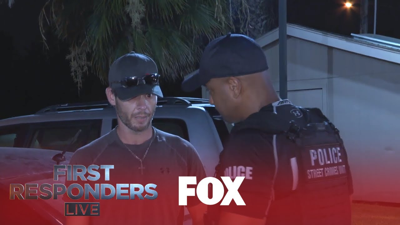 Download The Police Search For Drugs In A Car | Season 1 Ep. 13 | FIRST RESPONDERS LIVE