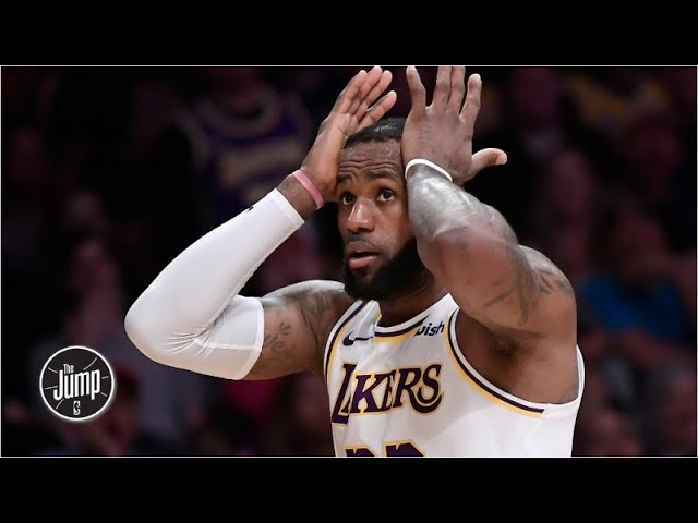 Why LeBron James was right to pass up late shot in Lakers vs. Magic | The Jump