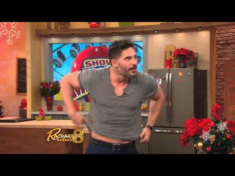 Preview of Joe Manganiello on the Rachel Ray Show