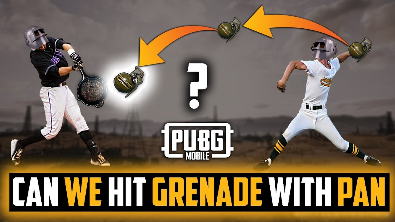 Can We Hit Grenade With Pan Pubg Mobile Tips And Tricks Pubg Updates