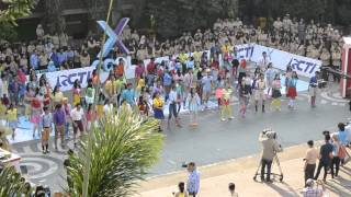 Flashmob XCOOL SMAN 48 Angkatan 2017