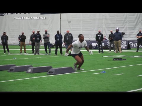 Penn Staters impress at Pro Day