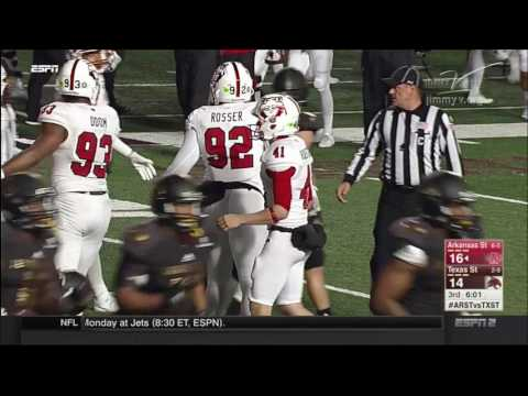 Arkansas State vs. Texas State 2016