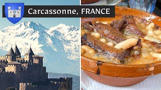"""The real Cassoulet, cooked """"on location"""" in Carcassonne, France."""