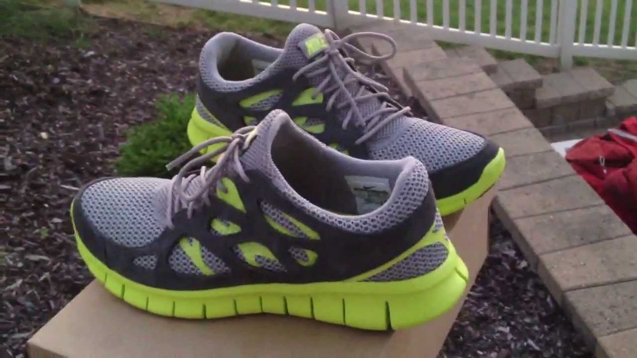 info for fea91 30bce Nike Free Run 2 EXT medium grey black-night stadium cyber HD - YouTube