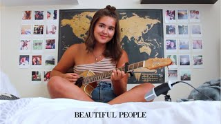 Beautiful People - Ed Sheeran ft Khalid / Cover by Jodie Mellor mp3
