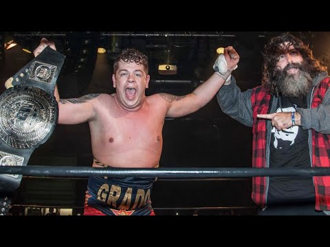 Grado Wins the ICW World Heavyweight Championship!