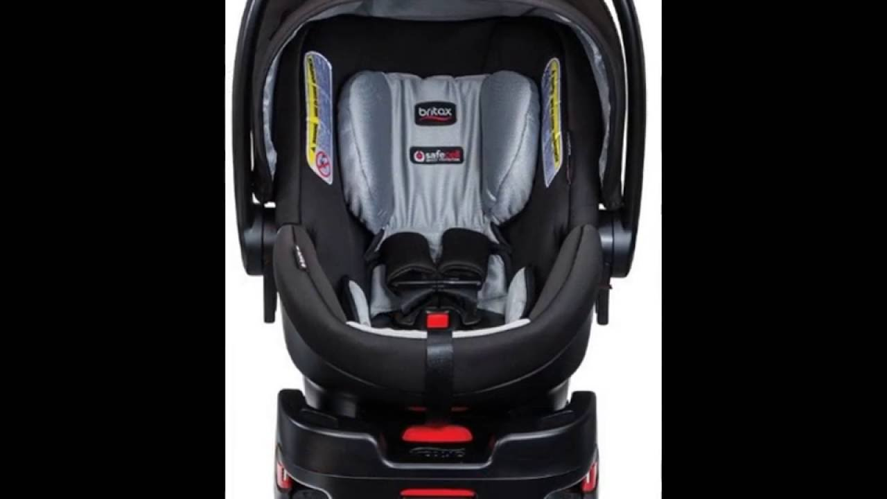 Britax B Safe 35 Elite Infant Car Seat Prescott Youtube