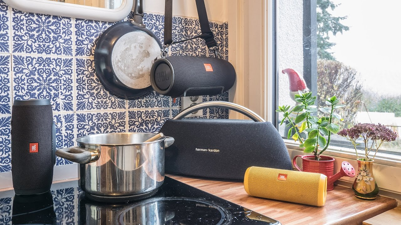 kitchen speakers pet friendly hotels with kitchens jbl harman kardon best for the youtube
