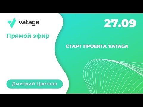 Старт проекта Vataga