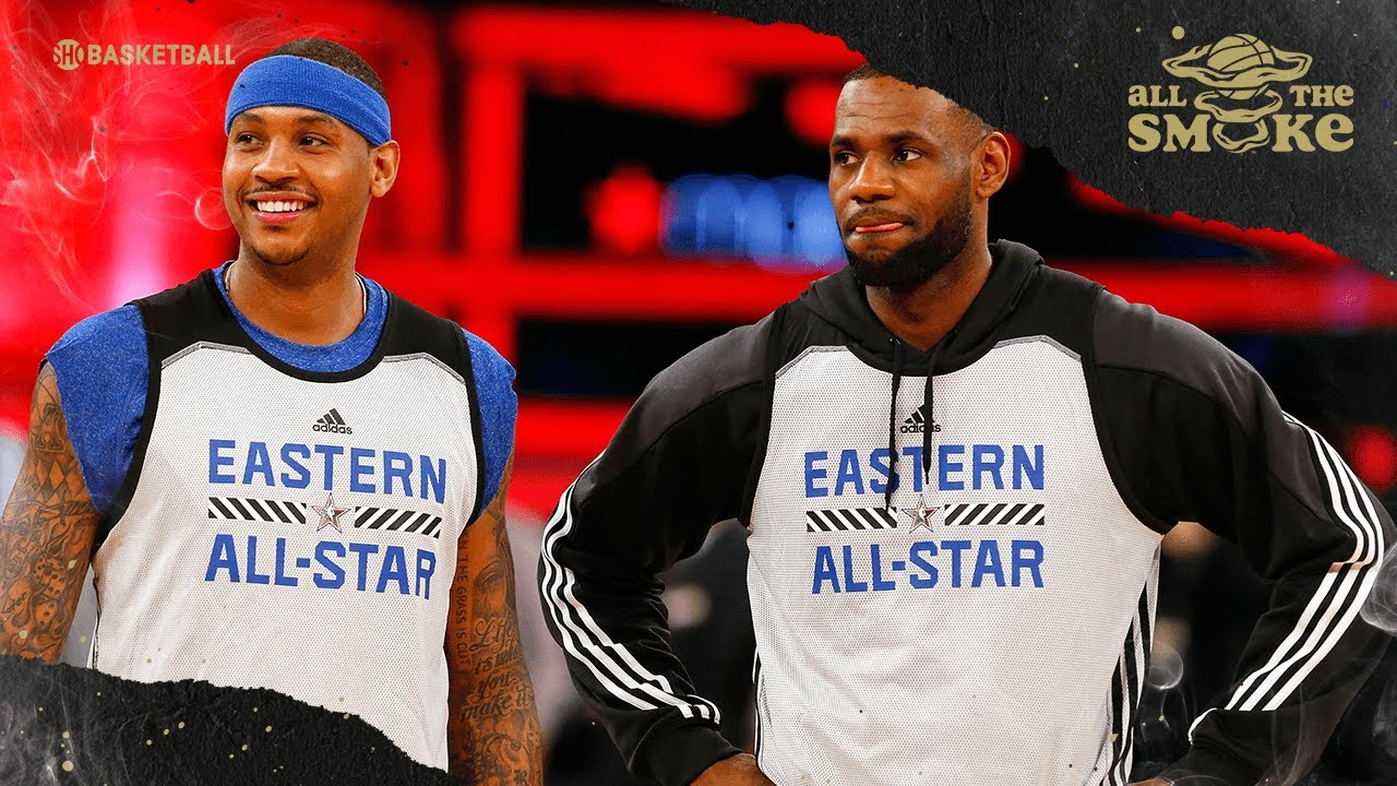 Carmelo Anthony Opens Up About His Brotherhood With Lebron James | Full Ep Drops August 19th