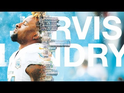 """Jarvis Landry   """" Yes Indeed """"   Ft. Drake & Lil Baby   Dolphins Highlights   HD  """