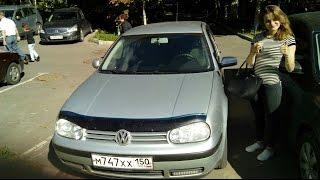 Пікір Алена (Volkswagen Golf 4)