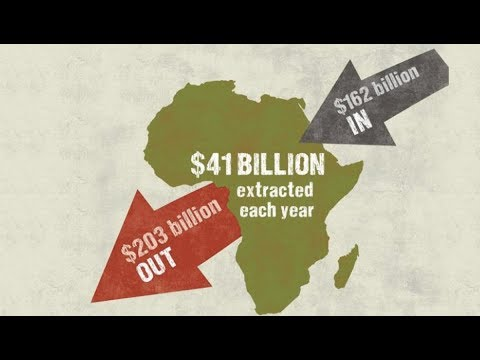 Africa is a Creditor to the World