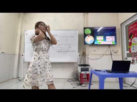 [TEC IELTS] Gravitation by Ms Thắm