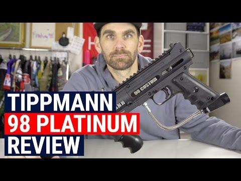 Tippmann 98 Custom Platinum Series Review