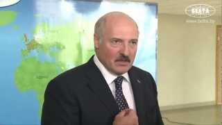 Лукашенко о после Швеции