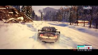 DiRT 3 Gameplay: The Snowy Norway [Full HD] [DirectX 11] [Max Graphics]