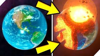 Разрушаем НАШУ ПЛАНЕТУ ВМЕСТЕ! - Solar Smash - симулятор уничтожения планет.