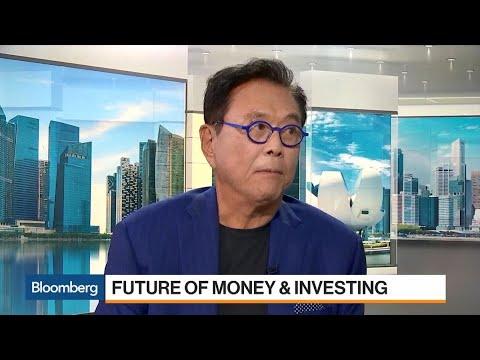 Gold Is God's Money, Says Author Kiyosaki