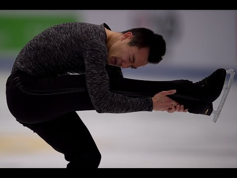 Patrick Chan's free skate at 2016 Cup of China | CBC Sports