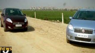 Reveiw 2012 Fiat Linea and Fiat Punto- NewsX