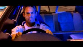 Nissan Skyline  Первая гонка из фильма Форсаж 2