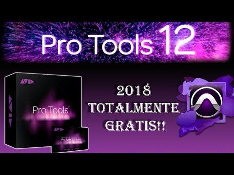 Descarga e Instala PRO TOOL 12  (FULL ESPAÑOL) 2018 + solución de los errores