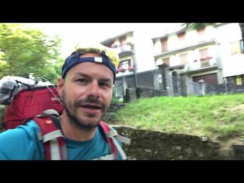 Via Francigena 2020 - 05 da Berceto a Pontremoli