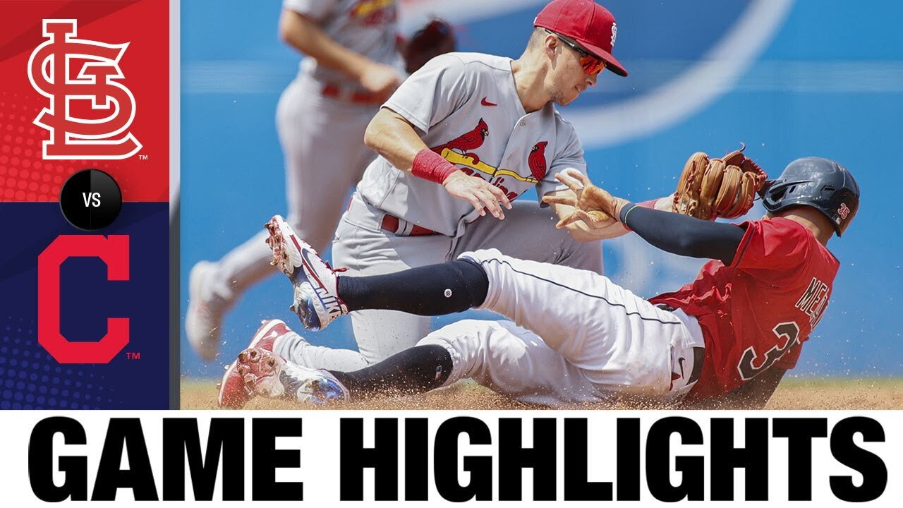 Download Cardinals vs. Indians Highlights (7/28/21) | MLB Highlights