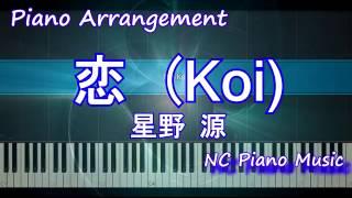 ピアノ版です、こちらは原曲重視の視聴用なので弾きたい方は↓のリンクか...