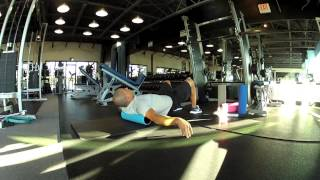 Upper Back Foam Rolling (Self Myofascial Release)