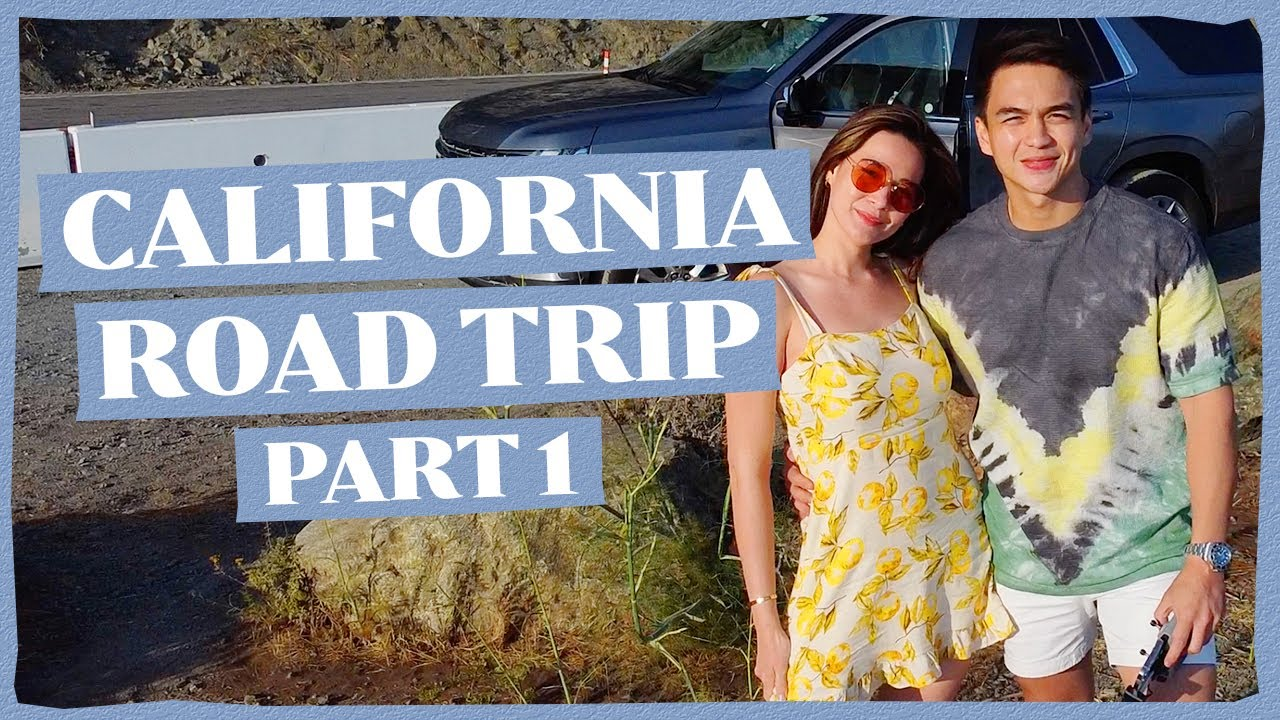Download CALIFORNIA ROAD TRIP PART 1 (USA TRAVEL VLOG) | Bea Alonzo
