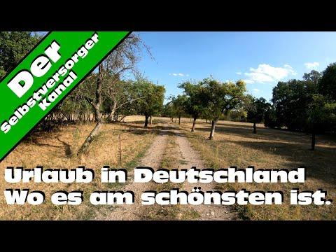 Reisen in Deutschland. Eines der schönsten Ziele. Biosphärenreservat Mittelelbe