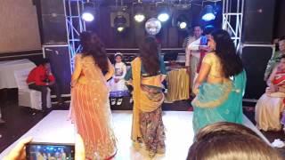 Sangeet-Girls Dance