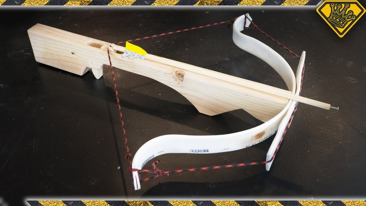 Diy Pvc Crossbow Pt 1 2