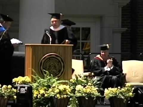 2009 - Civil Rights Historian John Dittmer Receives Honorary Doctorate from DePauw